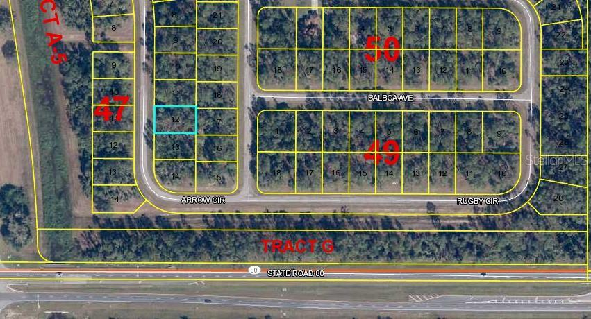 00 ARROW CIRCLE Property Photo - LABELLE, FL real estate listing