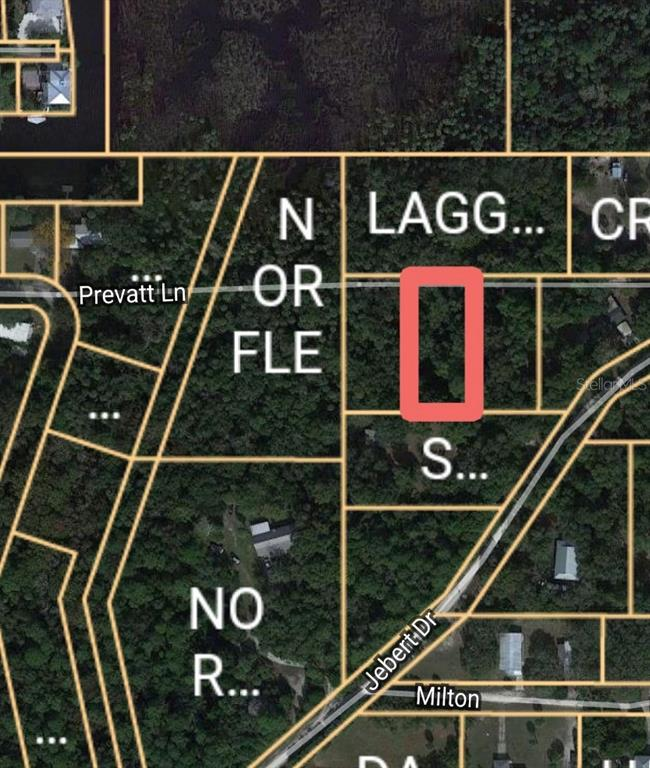 00 PREVATT LANE #Lot 2 Property Photo - ARIPEKA, FL real estate listing