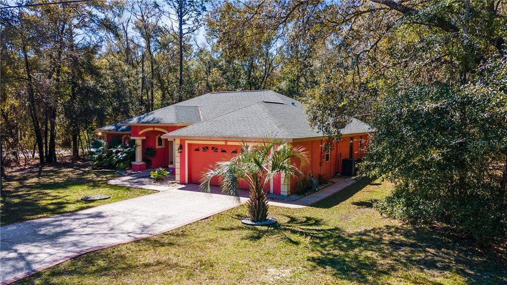 9392 N SHERMAN DRIVE Property Photo - CITRUS SPRINGS, FL real estate listing