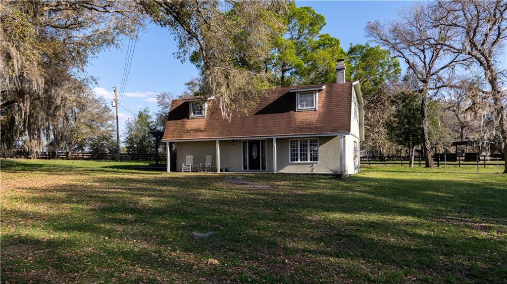 1400 NW 165TH STREET Property Photo - CITRA, FL real estate listing