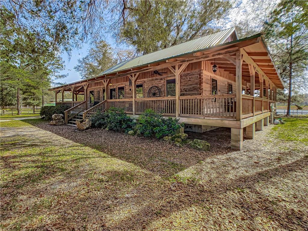 8651 NE 150TH AVENUE Property Photo - WILLISTON, FL real estate listing