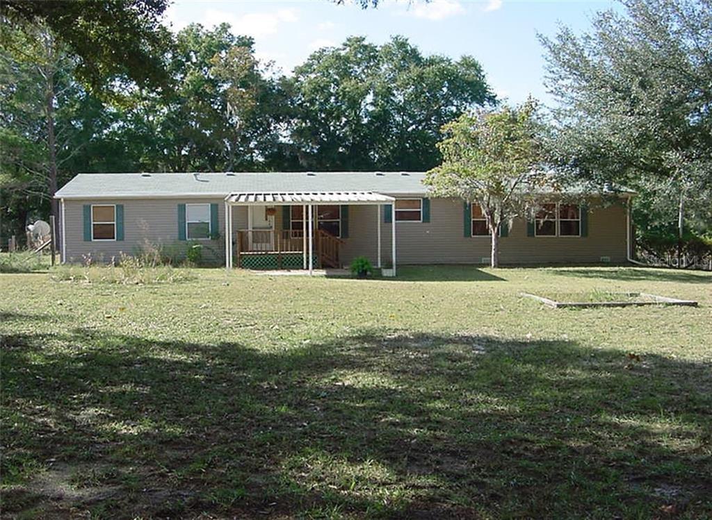 5070 NE 101ST AVENUE Property Photo - BRONSON, FL real estate listing