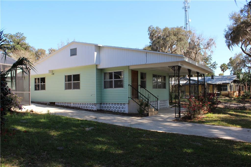 15021 NE 248TH AVENUE ROAD Property Photo - FORT MC COY, FL real estate listing