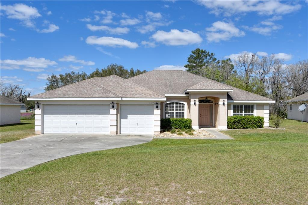 5319 SW 116TH PLACE Property Photo - OCALA, FL real estate listing