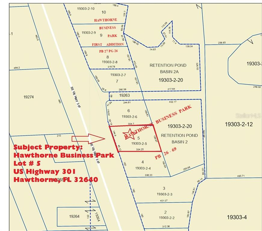 TBD SE US HIGHWAY 301 Property Photo - HAWTHORNE, FL real estate listing