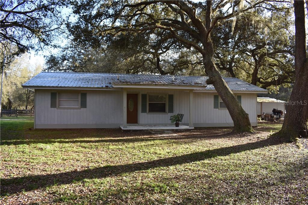 14045 NE 165TH STREET Property Photo - FORT MC COY, FL real estate listing