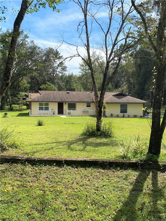 9800 SW 202ND AVENUE ROAD Property Photo - DUNNELLON, FL real estate listing