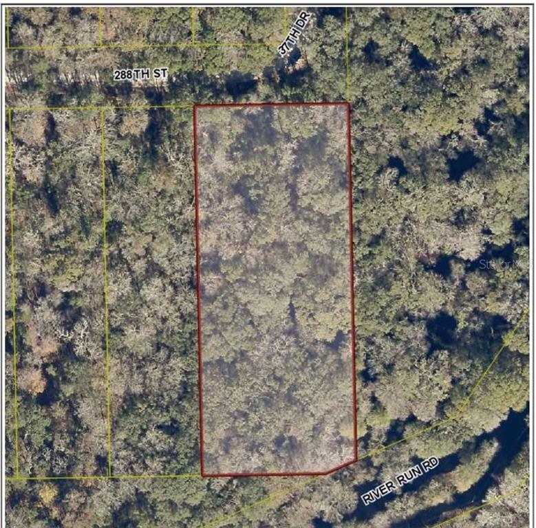 Lot 14 288TH Property Photo - BRANFORD, FL real estate listing