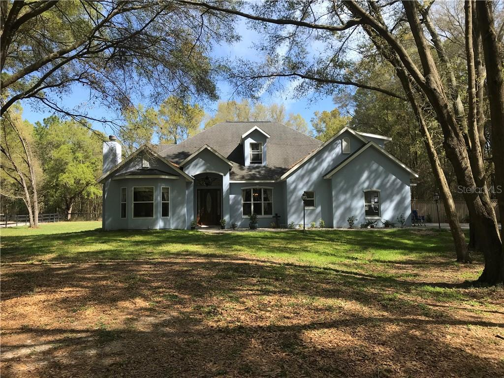 20871 SE 42 STREET Property Photo - MORRISTON, FL real estate listing