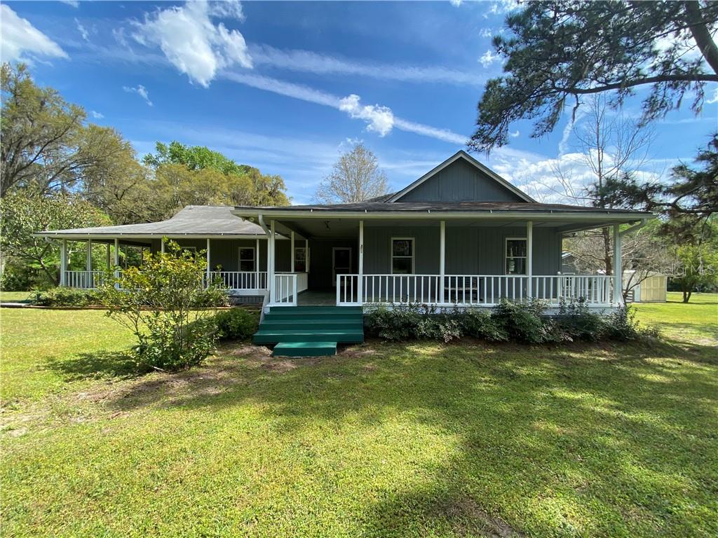 22157 NW 87TH AVENUE ROAD Property Photo - MICANOPY, FL real estate listing