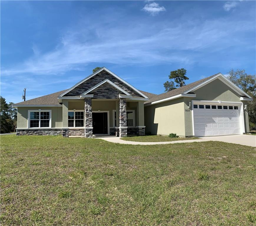 3111 SW 130TH LANE Property Photo - OCALA, FL real estate listing