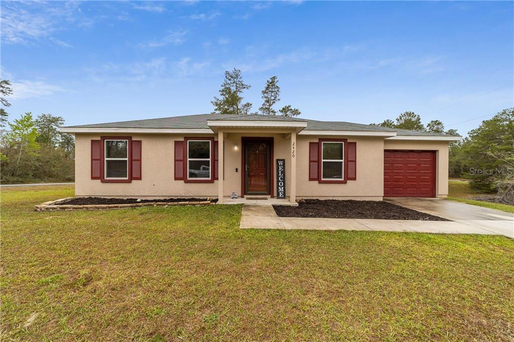 2420 SW 164TH STREET ROAD Property Photo - OCALA, FL real estate listing