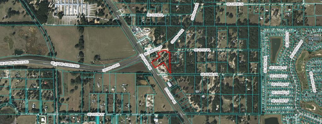 0 SE 441/27 HIGHWAY Property Photo - SUMMERFIELD, FL real estate listing