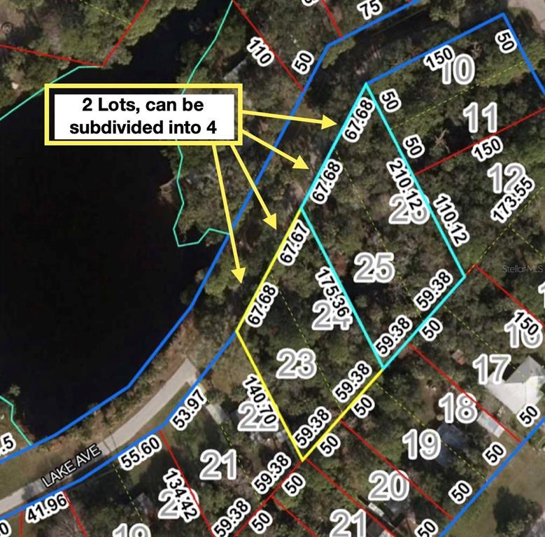 0 LAKE STREET Property Photo - YANKEETOWN, FL real estate listing