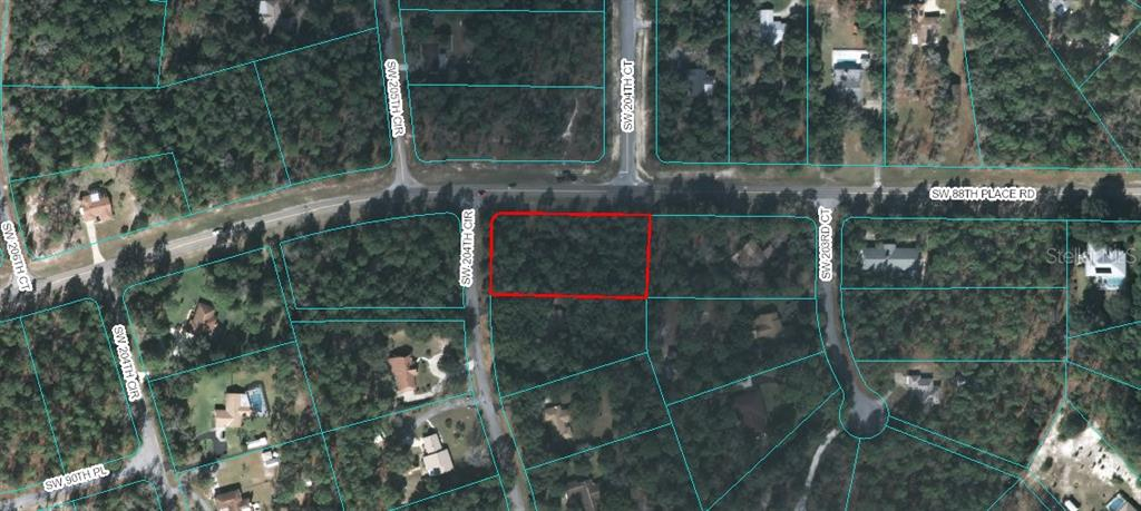 0 SW 204TH CIRCLE Property Photo - DUNNELLON, FL real estate listing