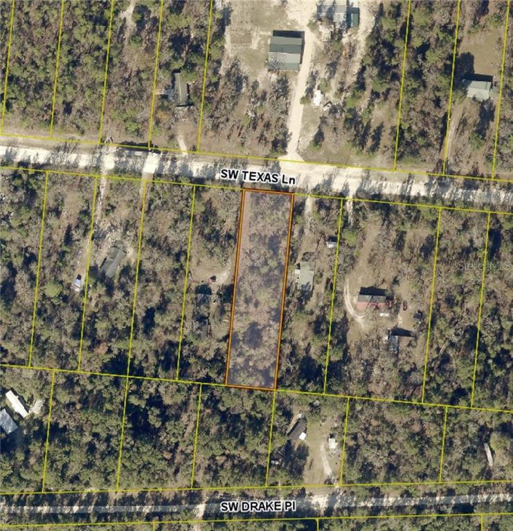 SW TBD SW TEXAS LANE FORT WHITE Property Photo - FORT WHITE, FL real estate listing