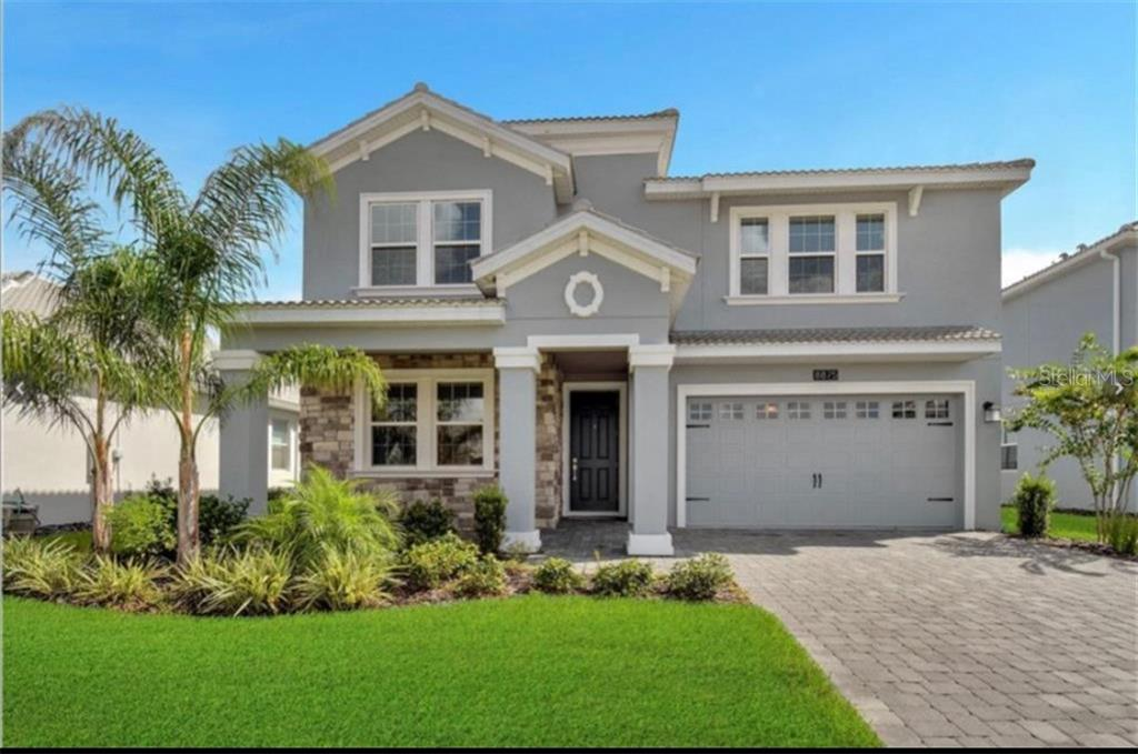 8875 BACKSPIN LANE Property Photo - CHAMPIONS GATE, FL real estate listing