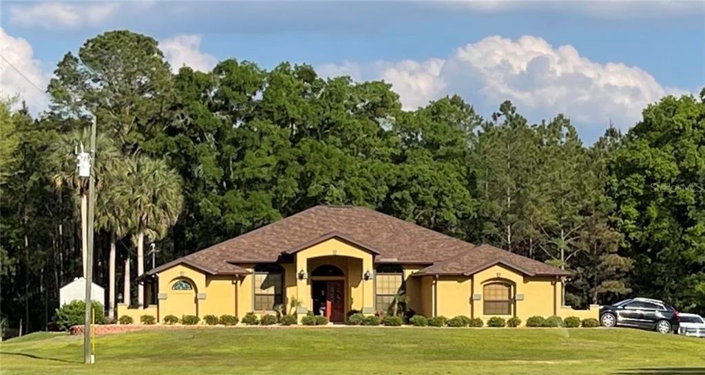 11455 NE HIGHWAY 315 Property Photo - FORT MC COY, FL real estate listing