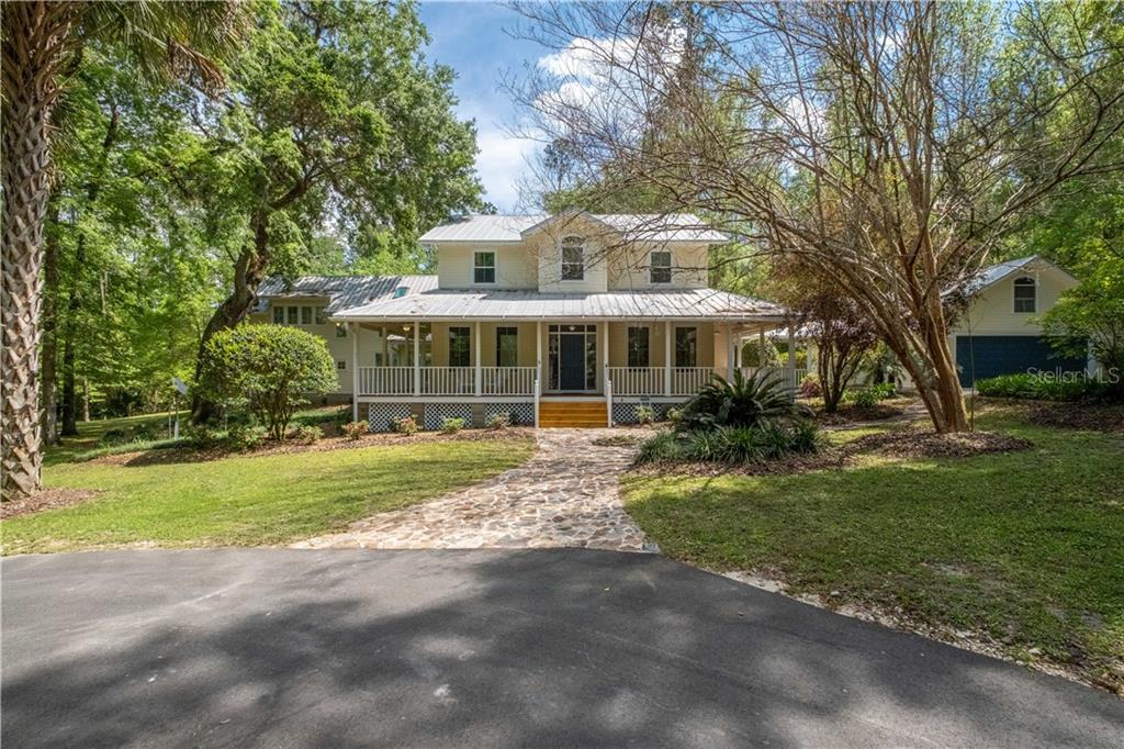 21501 NW 75TH AVENUE ROAD Property Photo - MICANOPY, FL real estate listing