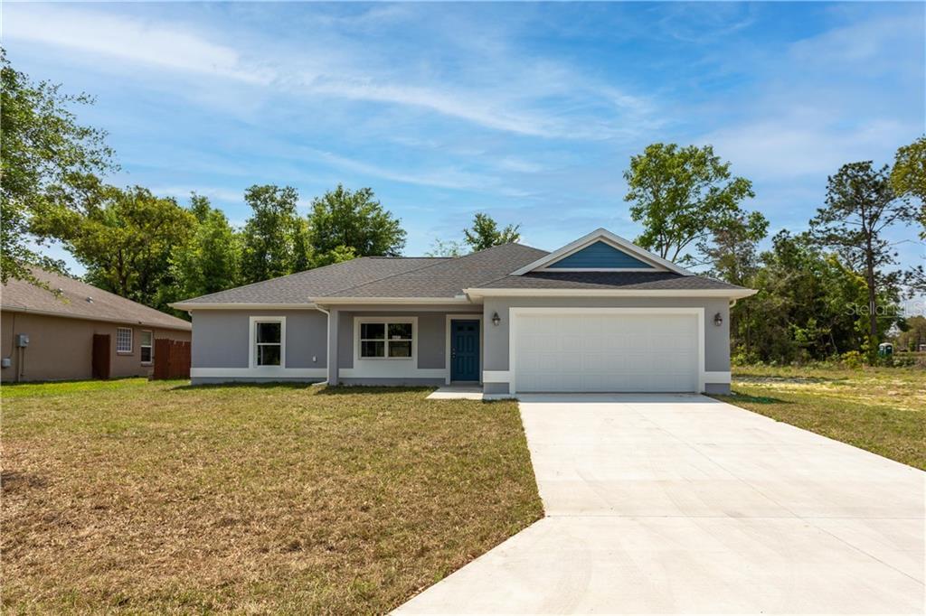 8672 SE 161ST STREET Property Photo - SUMMERFIELD, FL real estate listing