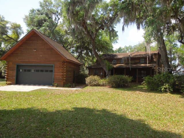12830 NE 243RD TERRACE Property Photo - FORT MC COY, FL real estate listing
