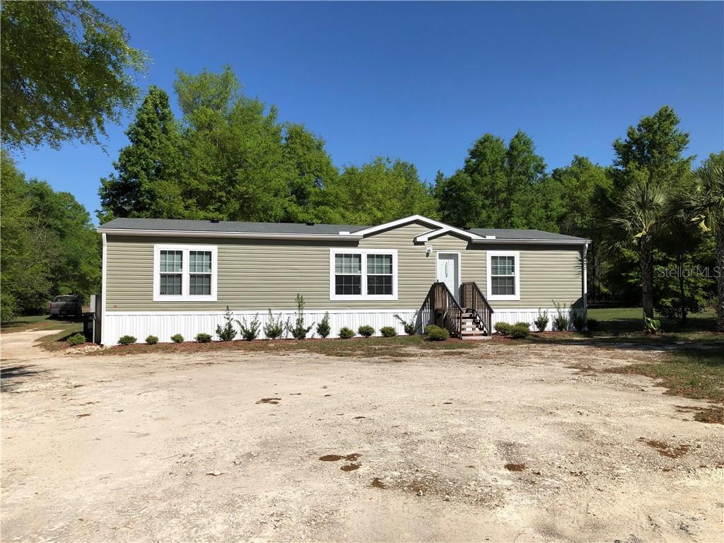 8231 NW 136TH STREET Property Photo - CHIEFLAND, FL real estate listing