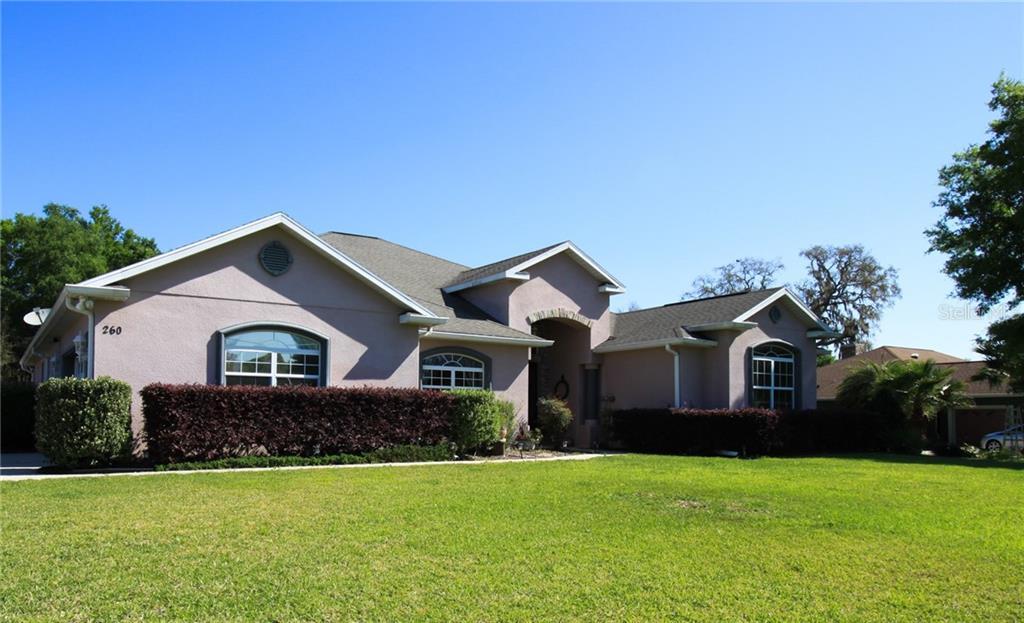 260 NW 113 CIRCLE Property Photo - OCALA, FL real estate listing
