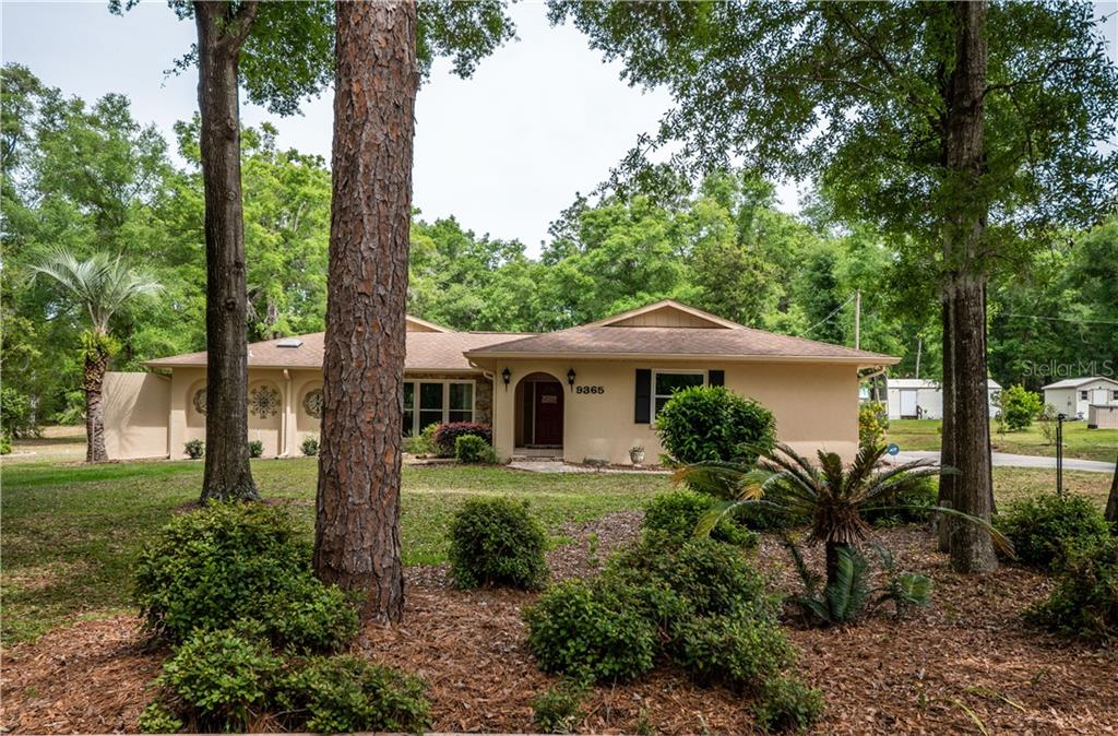 9365 SW 202ND AVENUE ROAD Property Photo - DUNNELLON, FL real estate listing