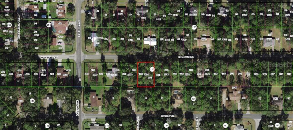 113 EAST HARVARD STREET Property Photo - INVERNESS, FL real estate listing