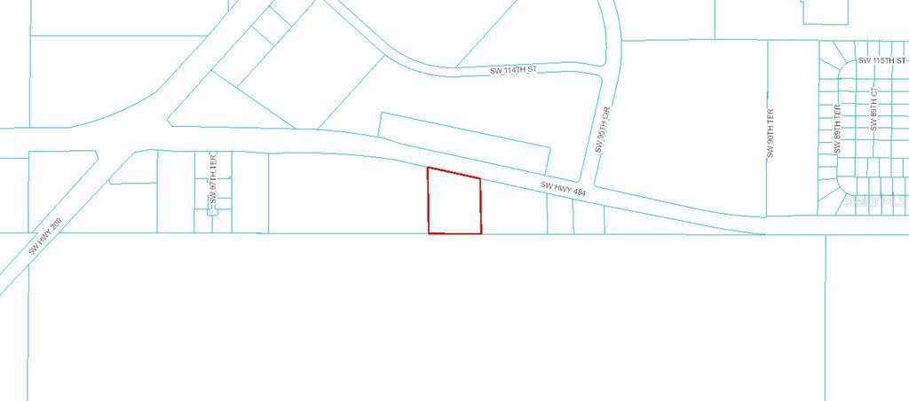 0 SW HWY. 484 Property Photo - OCALA, FL real estate listing