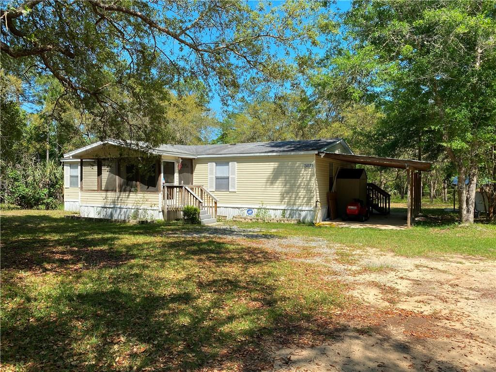 24175 NE 140TH AVENUE Property Photo - FORT MC COY, FL real estate listing