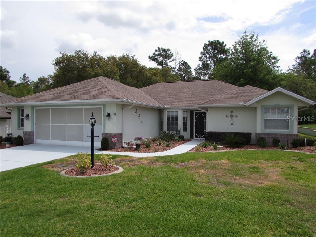 6309 N WHISPERING OAK LOOP Property Photo - BEVERLY HILLS, FL real estate listing