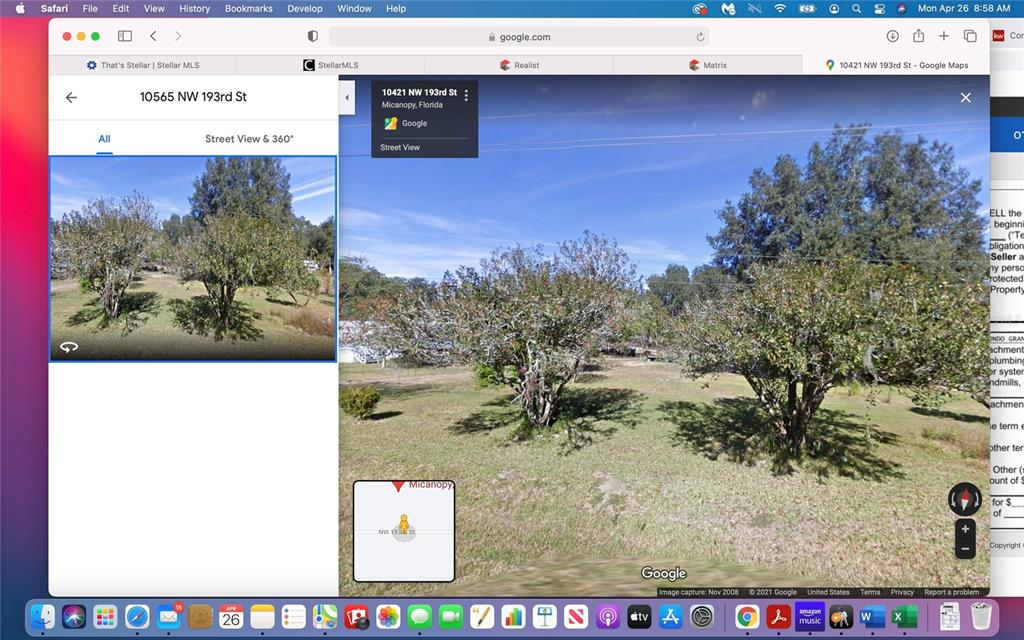 10565 NW 193RD STREET Property Photo - MICANOPY, FL real estate listing