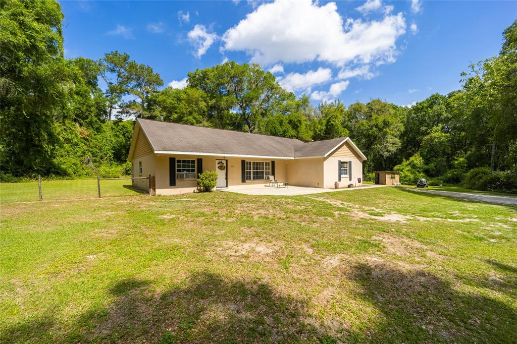 1651 E HIGHWAY 318 Property Photo - CITRA, FL real estate listing