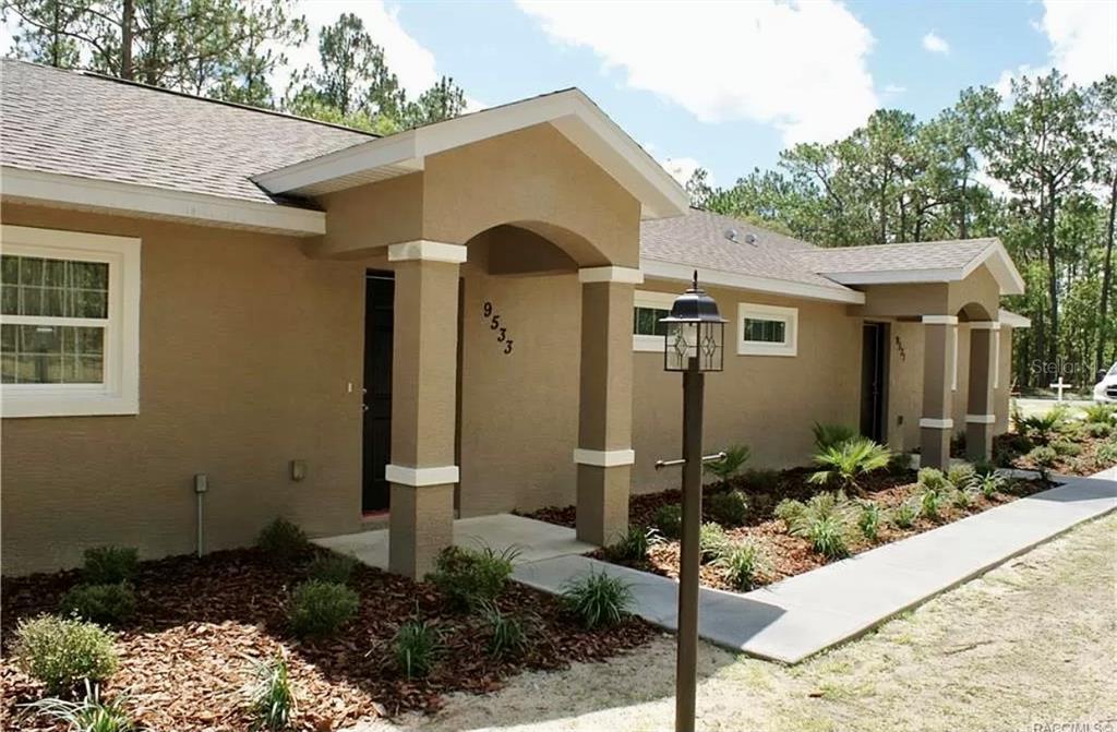 9533 Unit A & B N Travis Drive #1 Property Photo