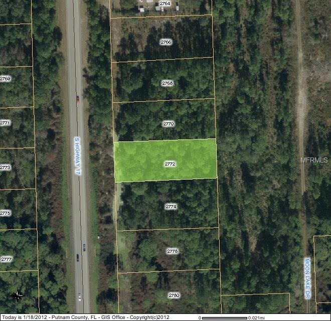 2772 S US HIGHWAY 17 Property Photo - CRESCENT CITY, FL real estate listing