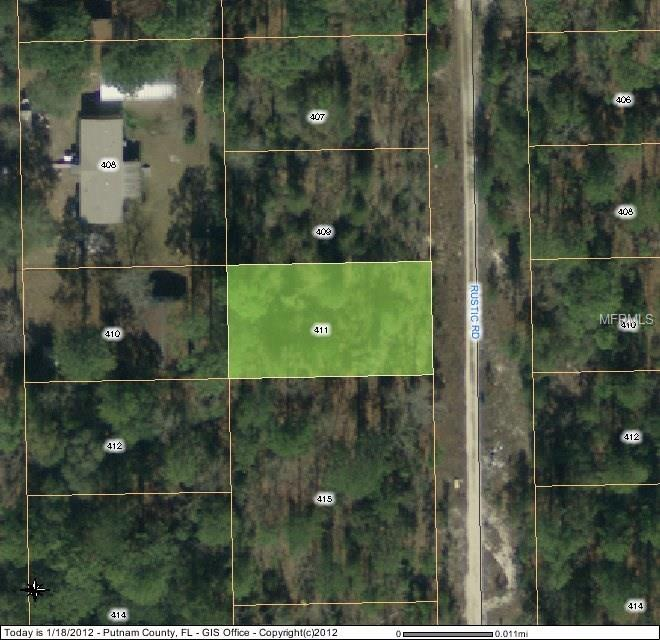 411 NE RUSTIC RD Property Photo - SATSUMA, FL real estate listing