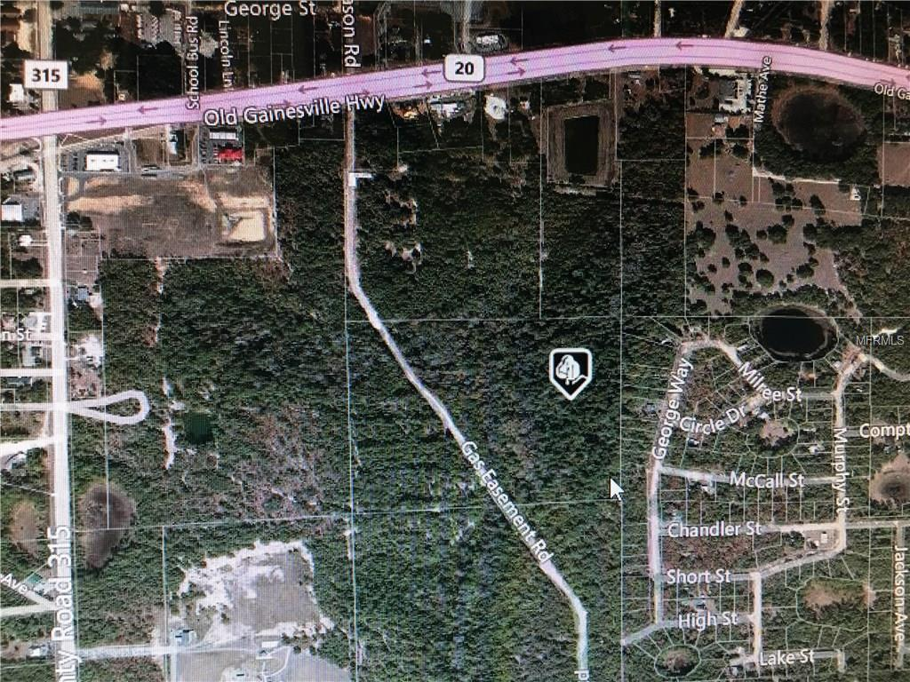 GAS EASEMENT RD Property Photo - INTERLACHEN, FL real estate listing