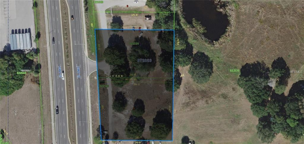 U S HWY 27 Property Photo - DUNDEE, FL real estate listing
