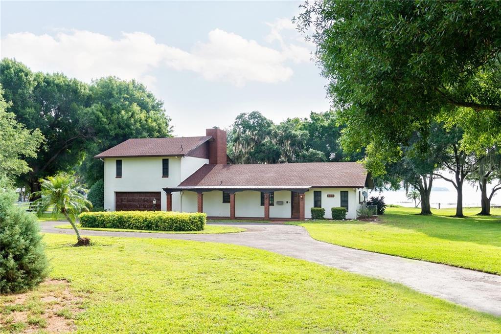 320 N LAKE REEDY BOULEVARD, FROSTPROOF, FL 33843 - FROSTPROOF, FL real estate listing
