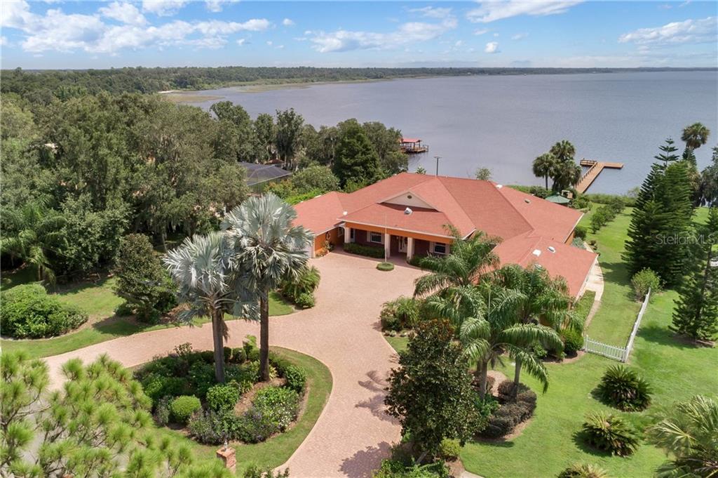 2485 LAKE FRONT DR Property Photo - LAKE WALES, FL real estate listing