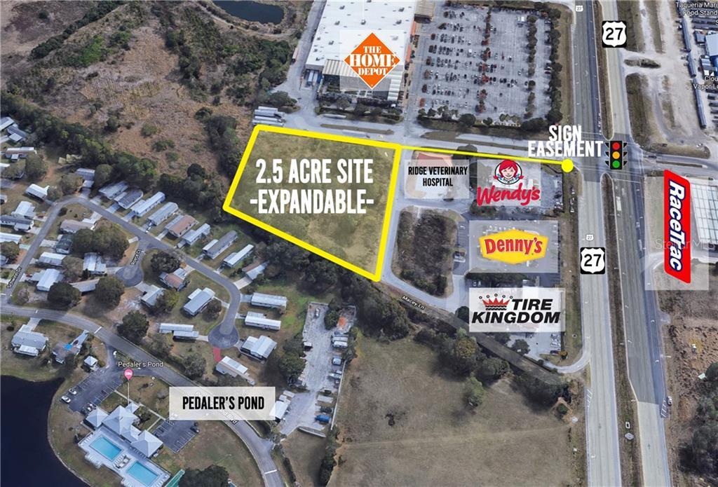 STAR LAKE DRIVE Property Photo - LAKE WALES, FL real estate listing