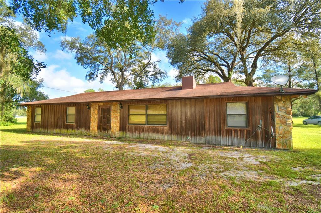 5680 MOUNT OLIVE RD Property Photo - POLK CITY, FL real estate listing