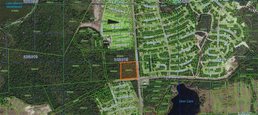 0 MARIGOLD AVENUE Property Photo - HAINES CITY, FL real estate listing