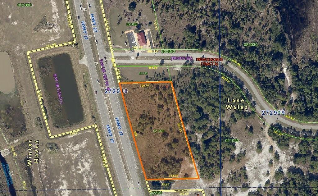 HWY 27 Property Photo - LAKE WALES, FL real estate listing