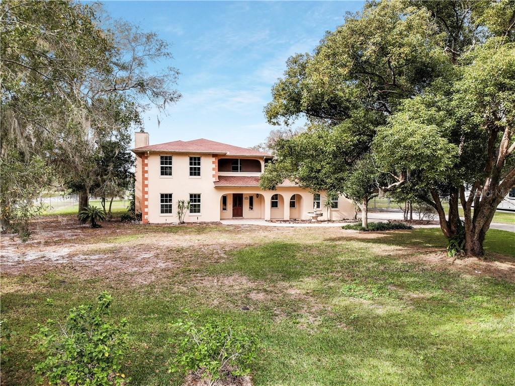 2470 LAKE FRONT DRIVE Property Photo - LAKE WALES, FL real estate listing