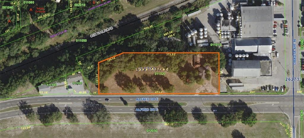 350 E ALFRED DRIVE Property Photo - LAKE ALFRED, FL real estate listing