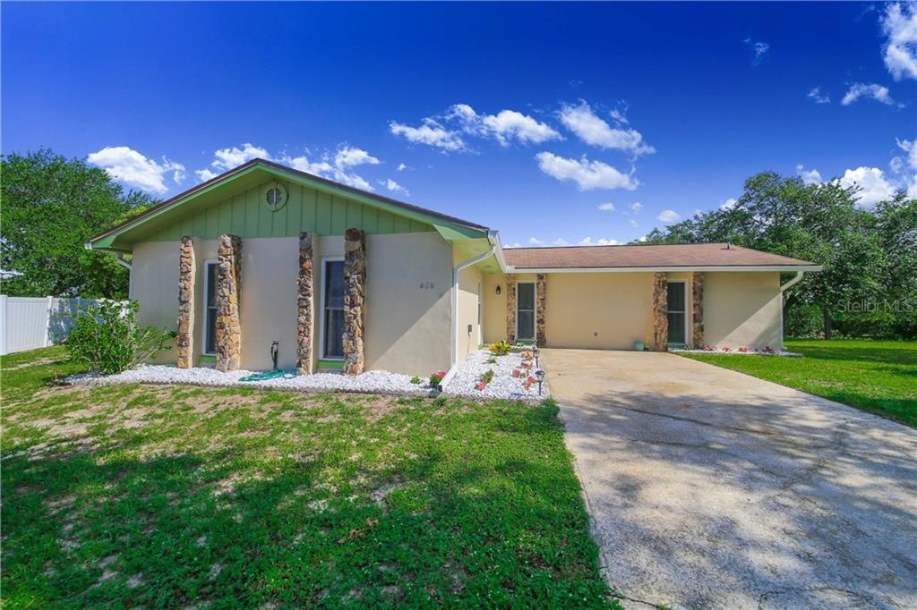 406 WEBBER COURT Property Photo - BABSON PARK, FL real estate listing
