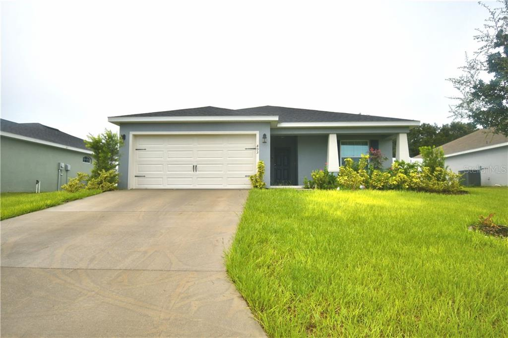493 INTERLOCK STREET Property Photo - LAKE ALFRED, FL real estate listing