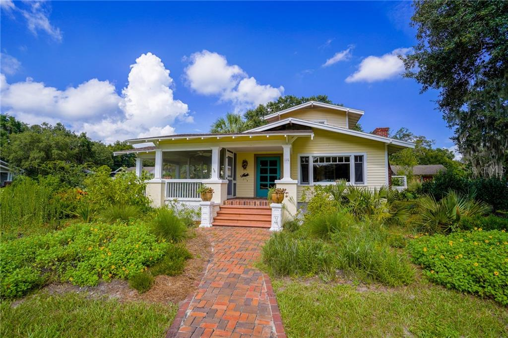 116 S LAKESHORE BOULEVARD Property Photo - LAKE WALES, FL real estate listing